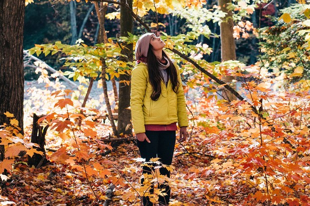 Why mindful forest bathing can make us feel less stressed