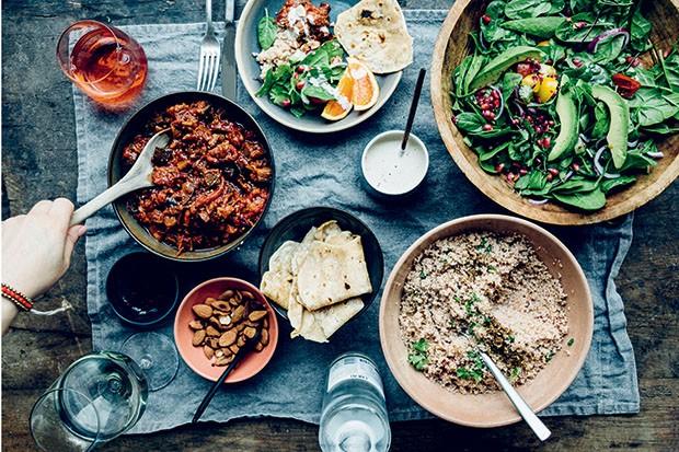 Tunisian stew recipe by Nina Olsson