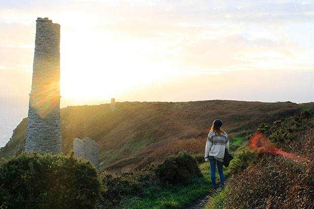 Sian Lewis looks at a Cornish minestack
