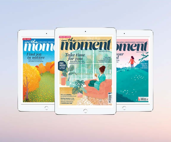 In The Moment digital editions