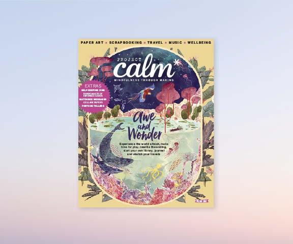 Project Calm 16 cover