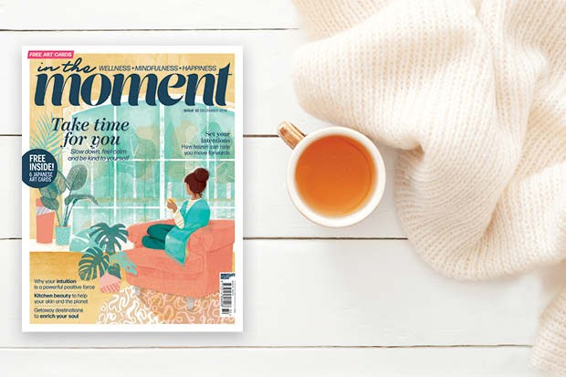 In The Moment 32 cover