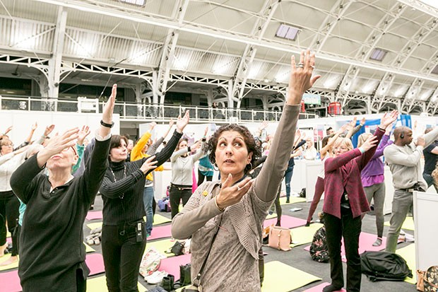 Find inner calm at the Mindful Living Show in 2020