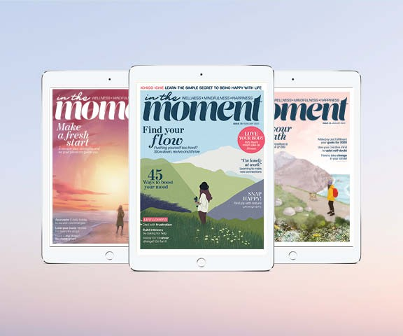 In The Moment issue 35 digital subscriptions