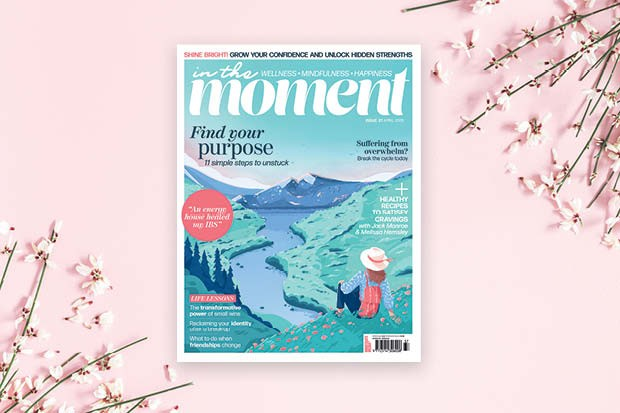In The Moment issue 37 cover