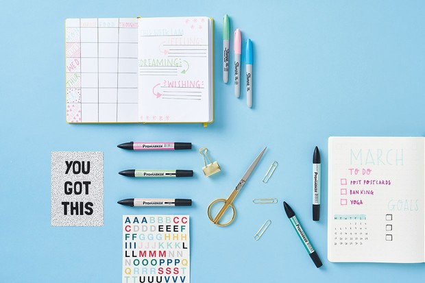 What is bullet journalling? How to bullet journal to become more mindful and productive