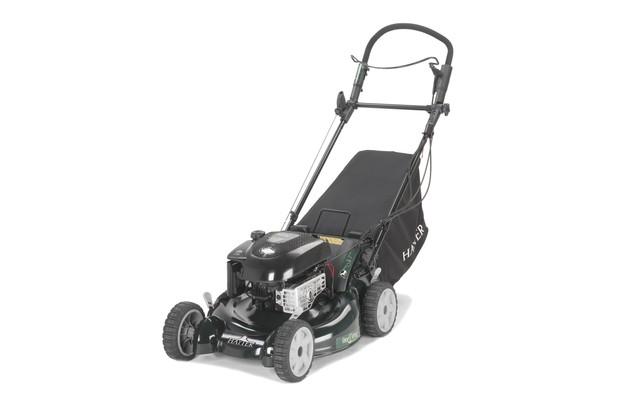 Hayter lawnmower model R53S Recycling Mower Autodrive VS