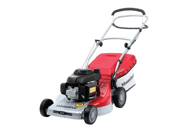 Mountfield lawnmower model SP535HW V Mower