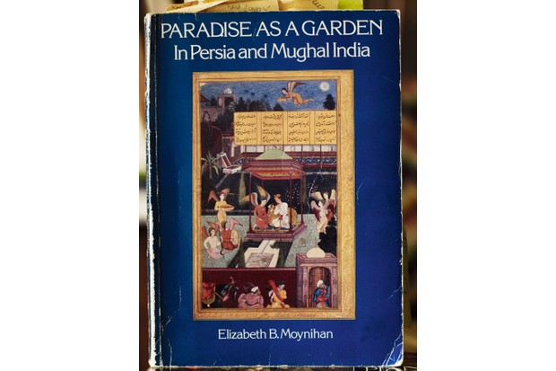 Paradise as a Garden in Persia and Mughal India by Elizabeth B Moynihan
