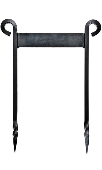 Forged Iron Boot Scraper