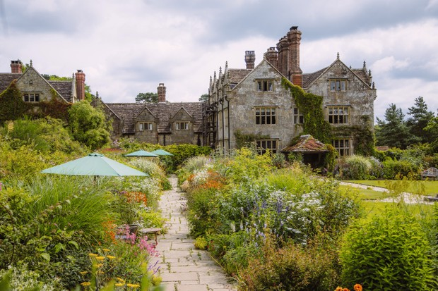 The Gravetye Manor is a delightful historic hotel set in more than 1000 acres of tranquil English countryside