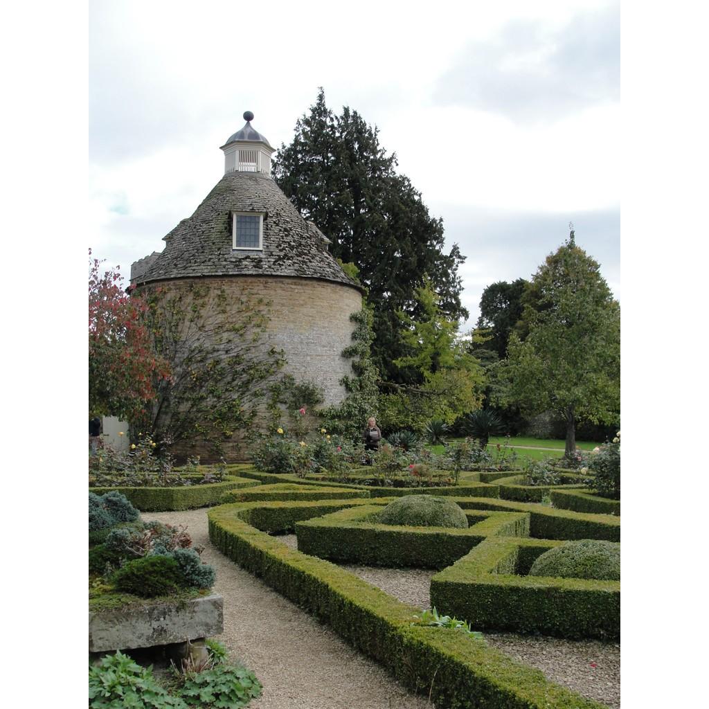 Rousham House and Garden, Oxfordshire, UK