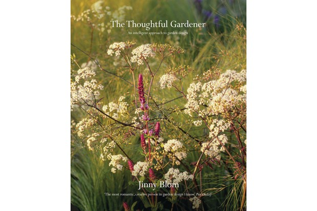 Front cover of the book 'The Thoughtful Gardener' by Jinny Blom