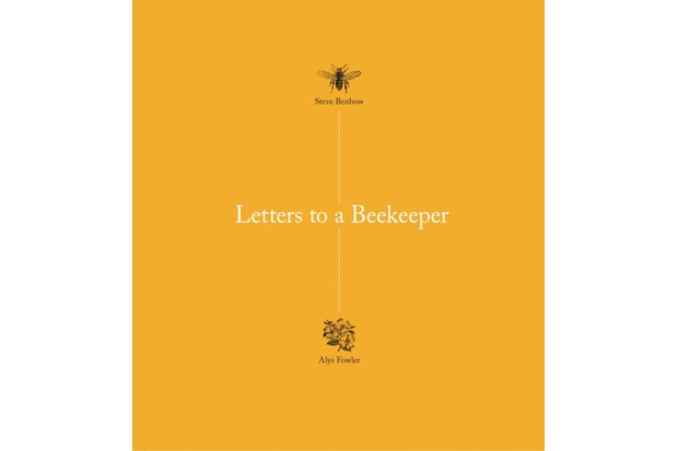Cover of the book Letters to a Beekeeper by Alys Fowler and Steve Benbow