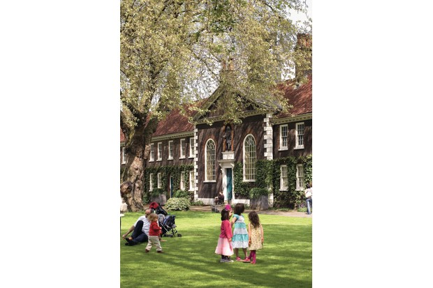 Visit the Geffrye Museum to celebrate the joys of the urban garden and join a guided cycle tour around East London's green spaces.