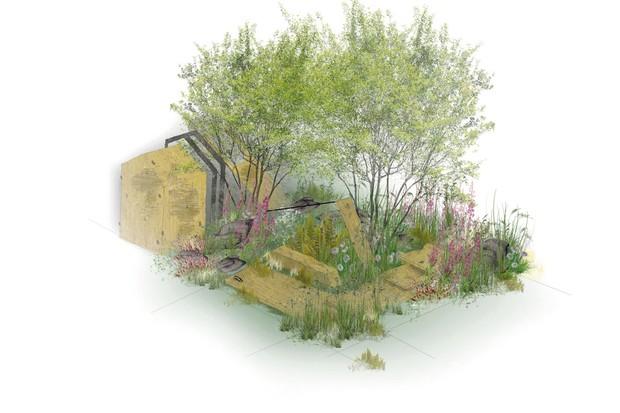 Vikings Wellness Garden