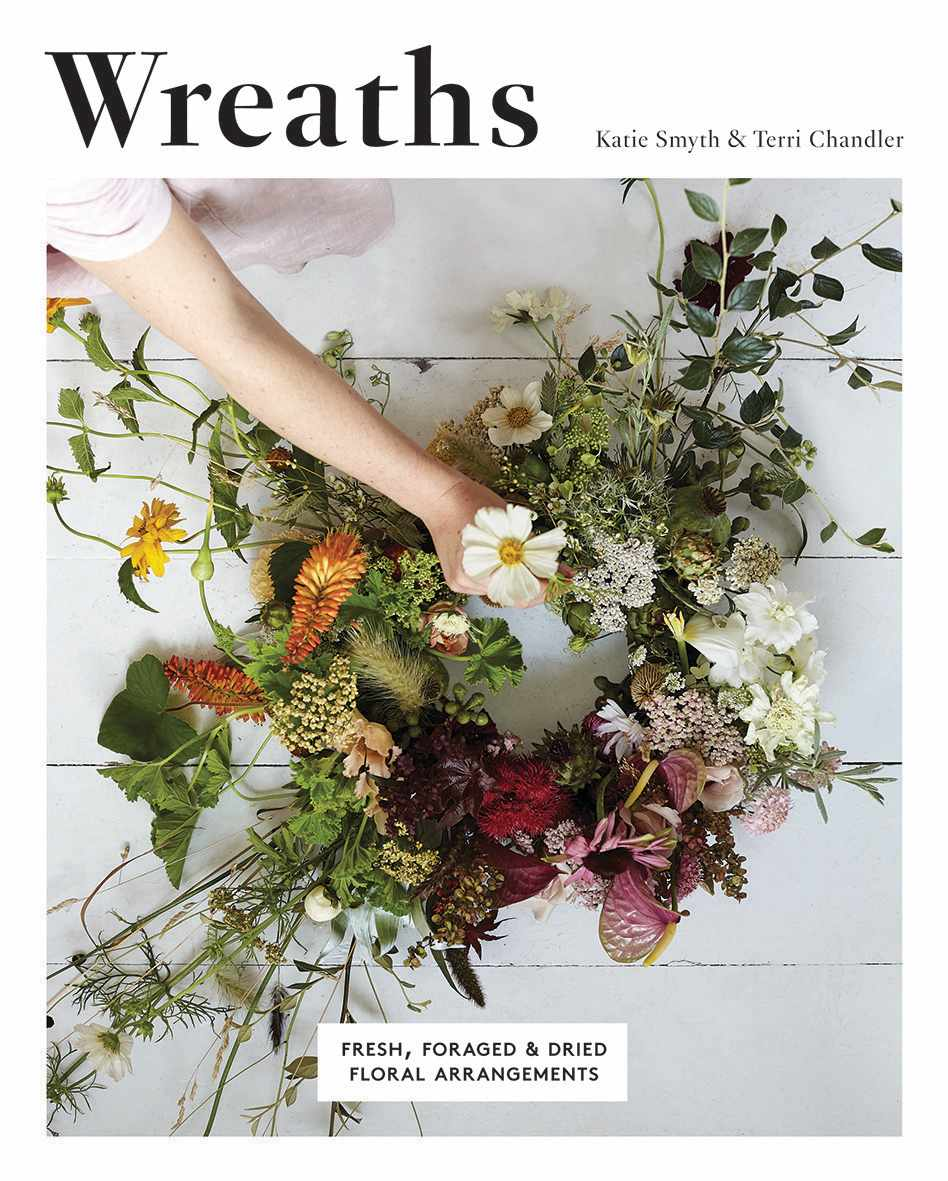 Wreaths book cover