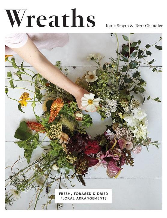 Wreaths book cover