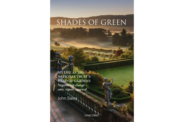 Shades of Green by Ambra Edwards
