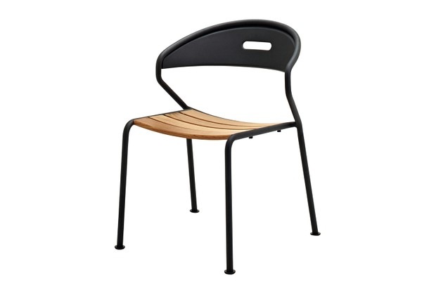 Gloster Curve Stacking Chair