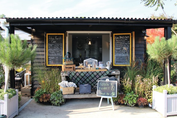 The Plant Centre at Hortus Loci in Hampshire is known for supplying medal-winning gardens at RHS Chelsea Flower Show. It also has a great cafe selling homemade cakes and hot drinks