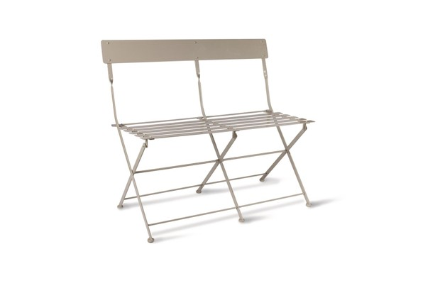 Folding Bistro Bench Clay - BECL01_preview