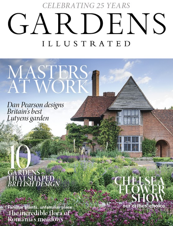 May 2018 issue Gardens Illustrated