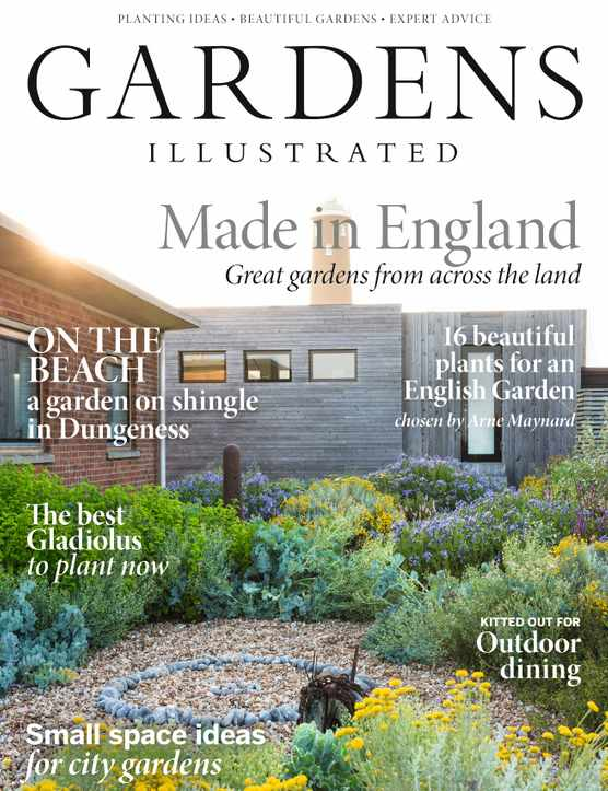 Gardens Illustrated July 2018 issue