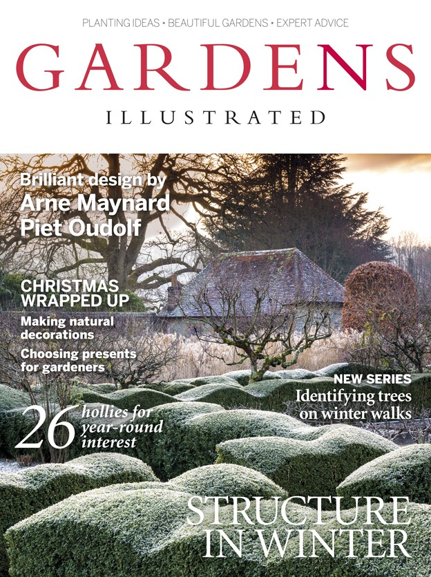 December 2017 issue Gardens Illustrated
