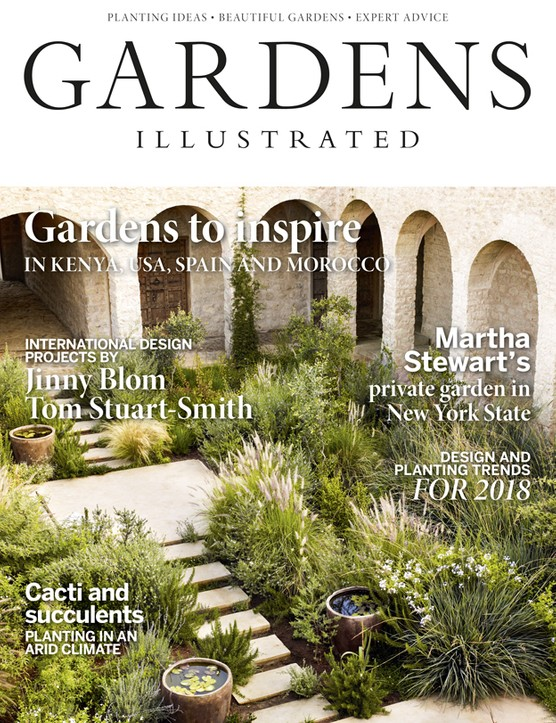 Gardens Illustrated January 2018 issue