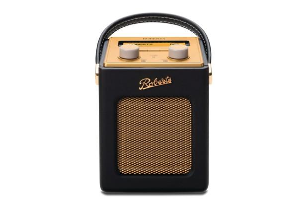 ROBERTS Revival Mini DAB FM Digital Radio Black 139.95_preview