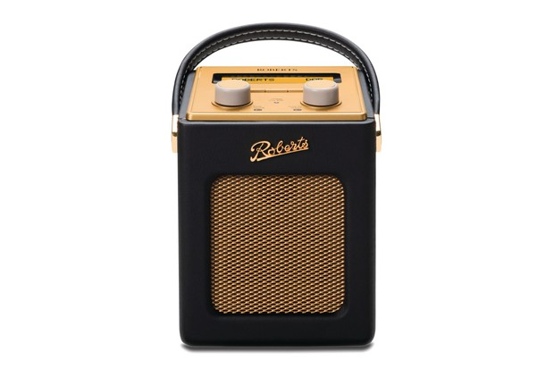 ROBERTS Revival Mini DAB FM Digital Radio Black 139.95_preview