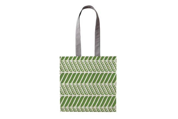 Thornback Peel Pea Pod Tote Bag - high res_preview