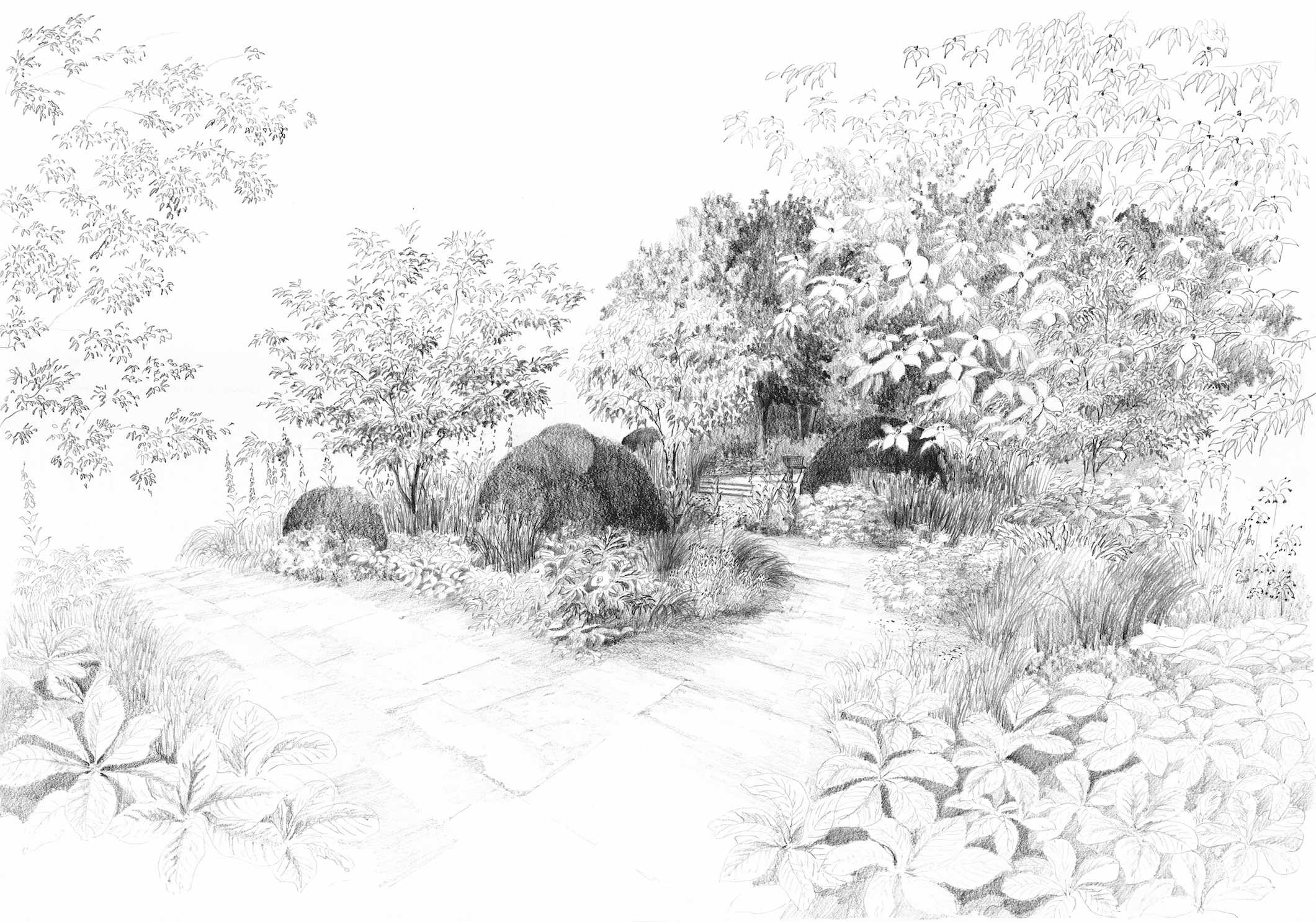 Tom Stuart Smith RHS Chelsea Garden 2018