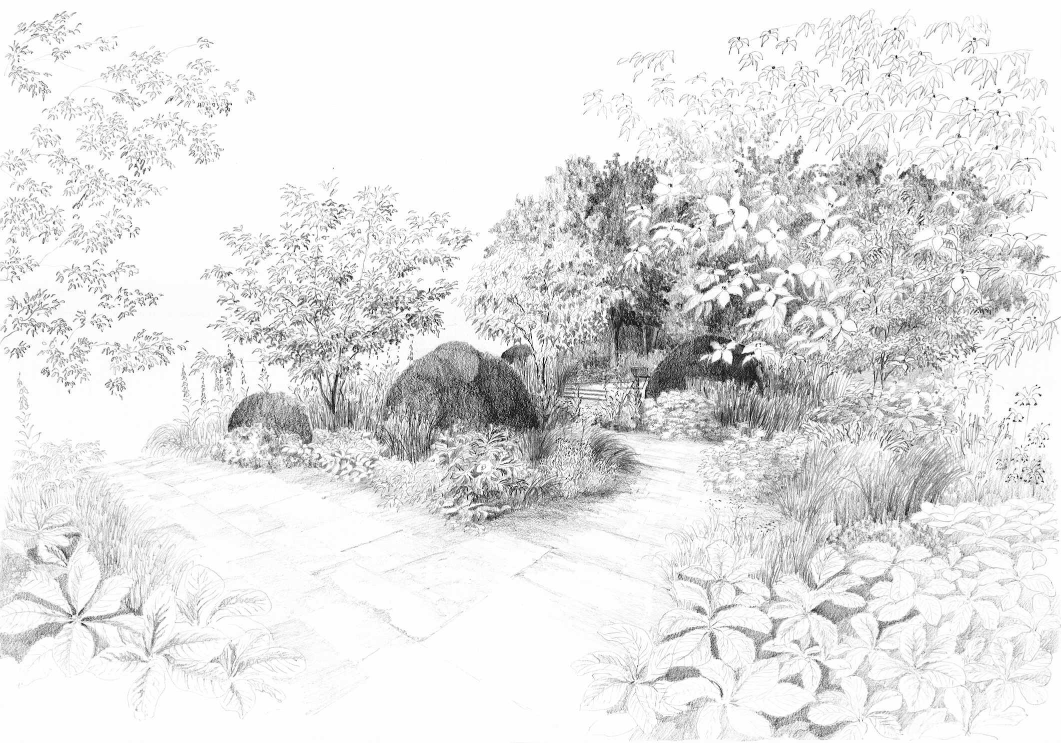 Tom Stuart Smith RHS Chelsea Garden 2018