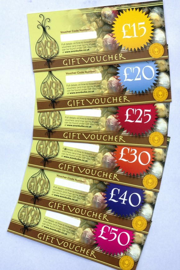 Avon Bulbs voucher