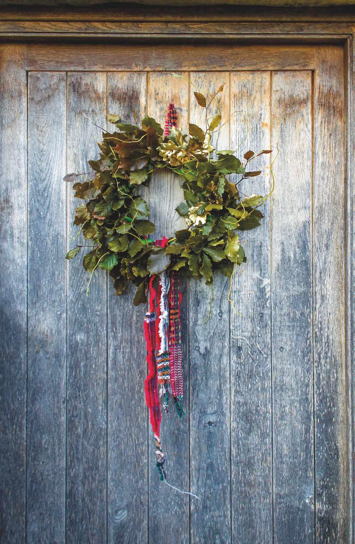 Christmas wreath offer 2019