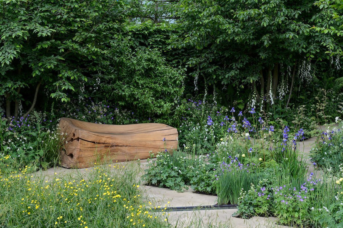Garden Design Solutions: How To Choose Seats And Benches