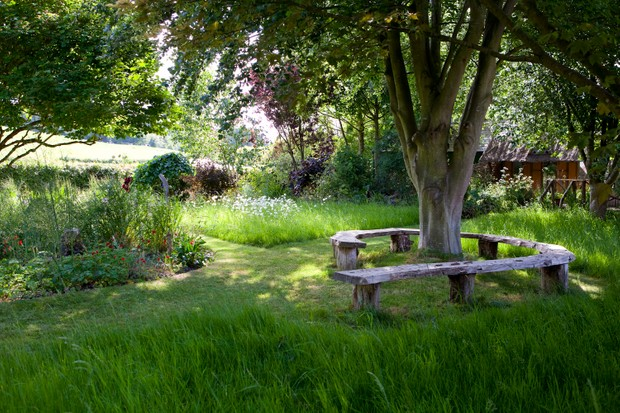 Louise Adams Garden in West Sussex June 2011 UK