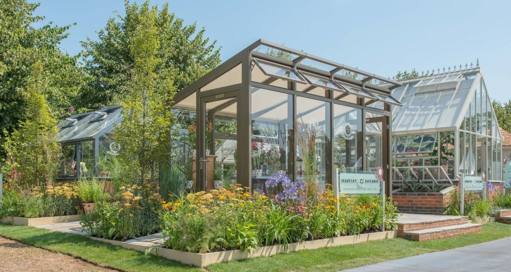 Hampton Court Hartley Botanic stand image