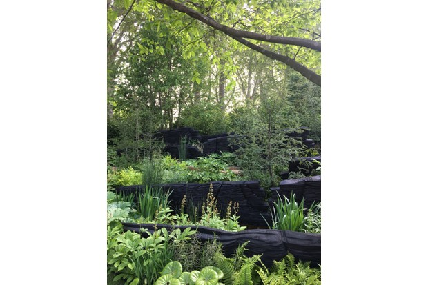 THE M&G Garden designed by Andy Sturgeon
