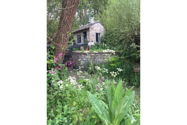 Welcome to Yorkshire garden, People's Choice 2019