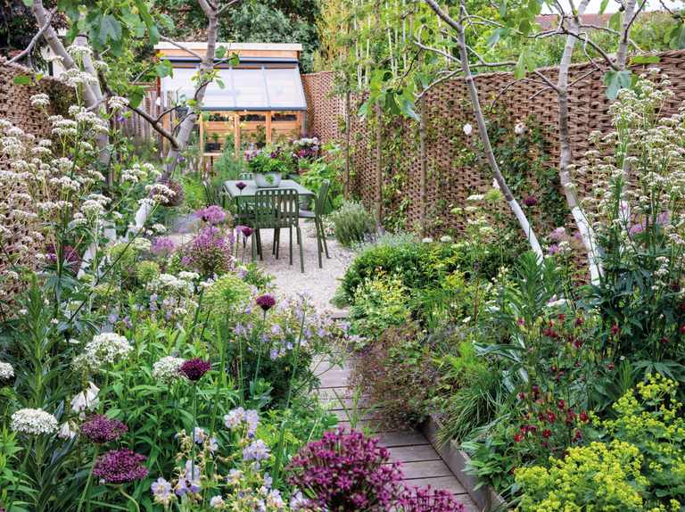 Tips for small gardens