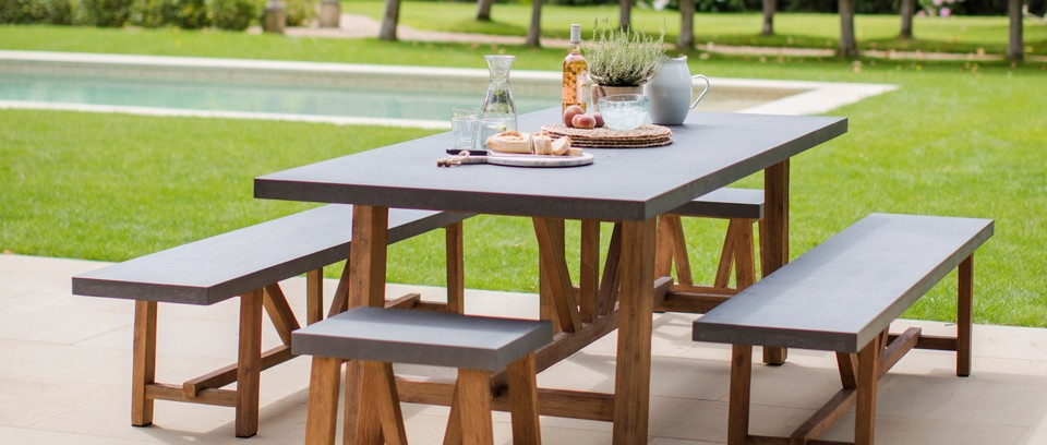 Best Outdoor Dining Tables For Your Garden Gardens Illustrated