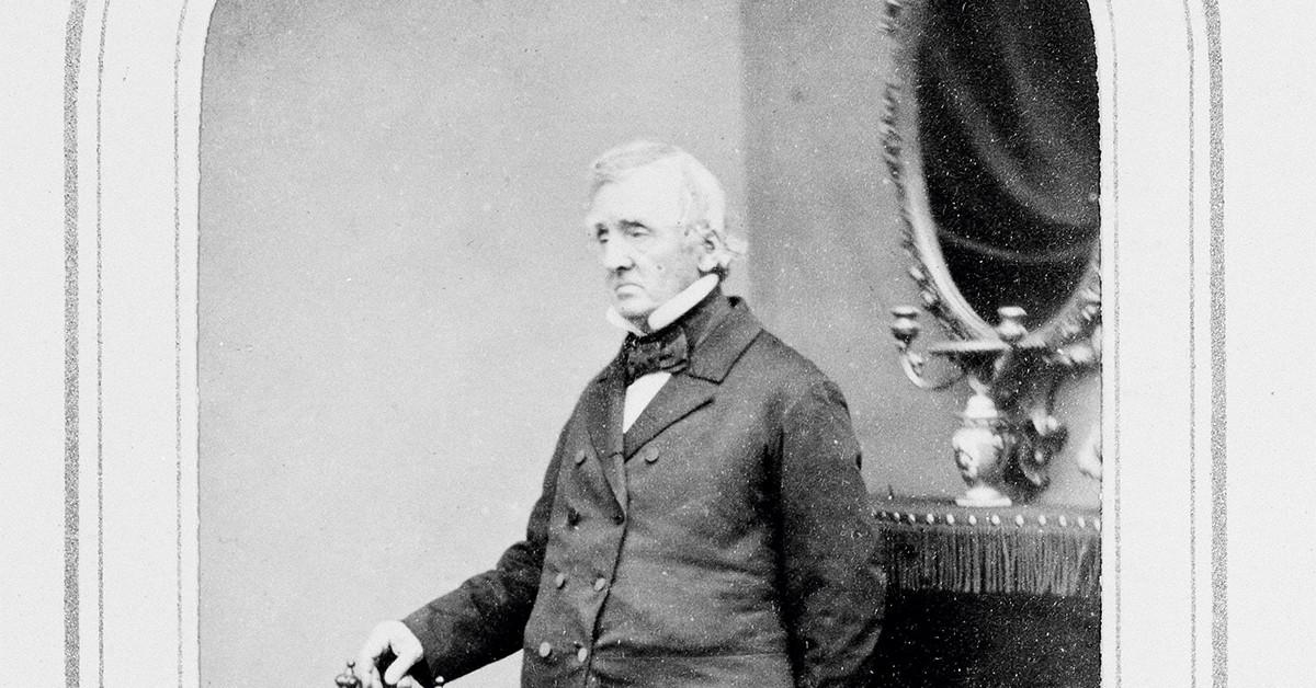 Dr Nathaniel Bagshaw Ward (1791-1868)