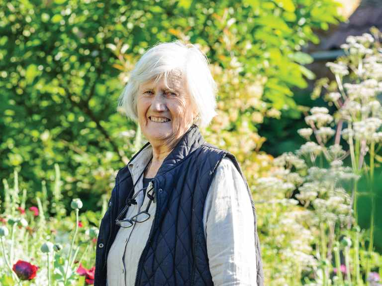 Penelope Hobhouse awarded SGD Lifetime Achievement Award 2020