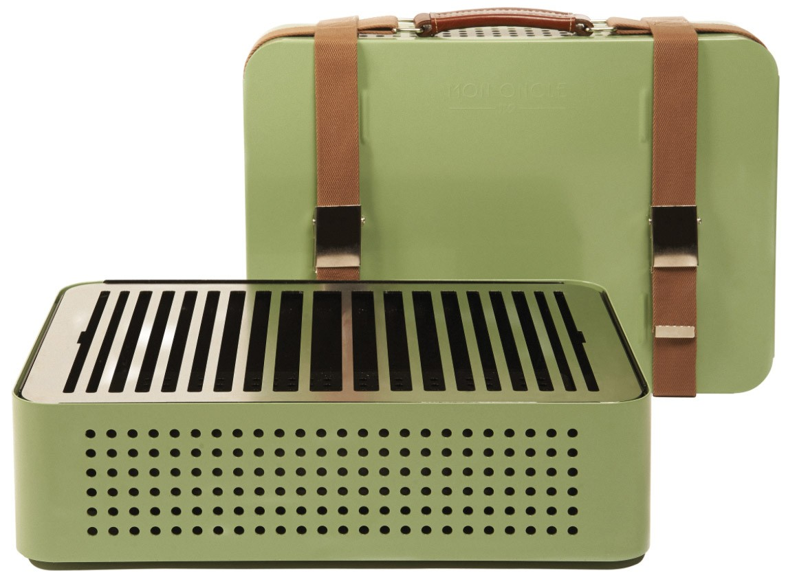Mon Oncle Movable Charcoal Barbecue
