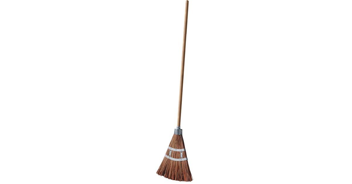 Fibre broom