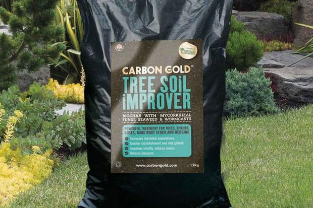 Tree soil improver