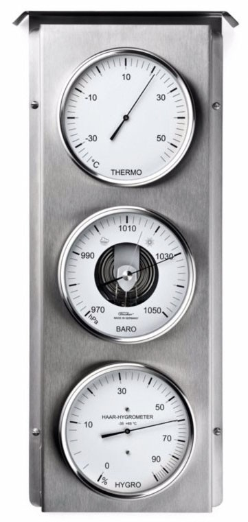 Stainless Steel Outdoor Weather Station